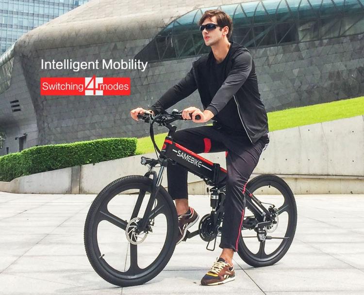 Samebike LO26 faltbares Moped E-Bike für nur 789,99 Euro inkl. Versand aus Deutschland