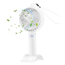 GREPRO Mini Akku-Ventilator mit 4 Geschwindigkeitsstufen für nur 7,49 Euro inkl. Versand