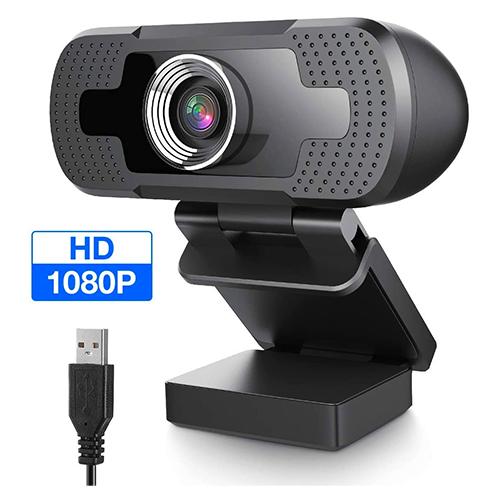 EIVOTOR Full HD Webcam für nur 17,35 Euro bei Amazon