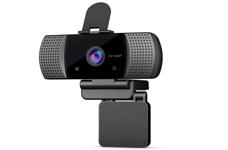 Docooler 1080P USB Full HD Webcam mit Mikrofon für 20,99 Euro
