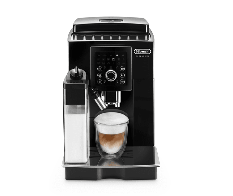 DELONGHI ECAM 23.266.B Kaffeevollautomat (1.8 Liter Wassertank, 15 bar) für nur 339,- Euro inkl. Versand