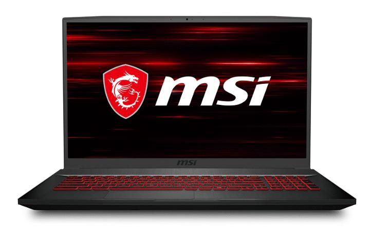 MSI GF75 10SCSR-075 Thin, Gaming Notebook mit 17,3 Zoll Display, Core i7 Prozessor, 16 GB RAM, 512 GB SSD, GeForce GTX 1650 Ti, Schwarz für nur 1168,79 Euro inkl. Versand