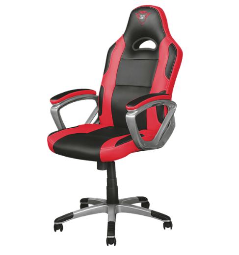 TRUST Gaming GXT 705R Gaming Stuhl, Rot/Schwarz für nur 108,20 Euro inkl. Versand