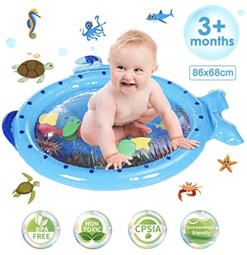 Jeteven Baby Wasserspielmatte für nur 8,99 Euro