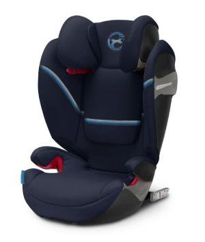 Cybex Gold Kindersitz Solution S-Fix (Navy Blue) für nur 155,95 Euro inkl. Versand