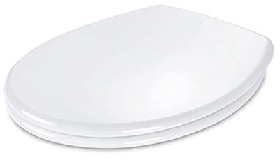 Dalmo O-Form Toilettensitz (Absenkautomatik, Quick Release-Funktion, antibakteriell) für nur 22,99 Euro