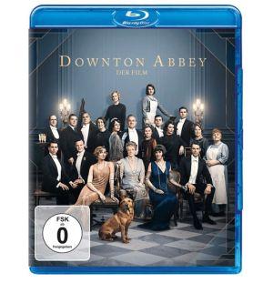 Downton Abbey-Der Film als Blu-ray für nur 9,74 Euro inkl. Versand
