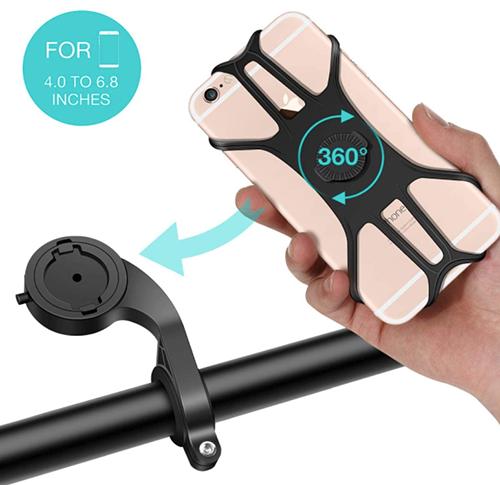 Pricedrop! SAWAKE Smartphone Halterung für Fahrrad oder Motorrad nur 7,79 Euro bei Amazon