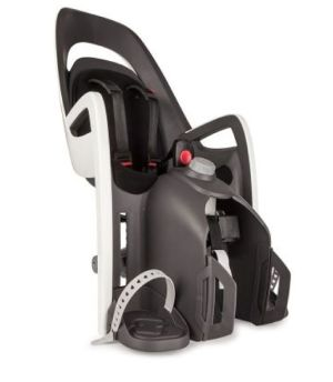 Hamax Fahrradsitz Caress mit Gepäckträgeradapter für nur 89,99 Euro inkl. Versand