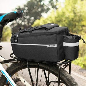 Explopur Fahrradgepäckträger-Tasche für nur 13,99 Euro inkl. Versand