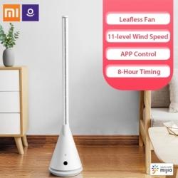 Xiaomi Mijia Leshow Smart Bladeless Ventilator für 95,99 Euro