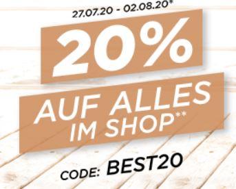 20% Gutscheincode auf Alles bei Fitmart.de