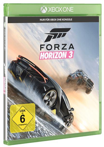 Forza Horizon 3 [Xbox One] für nur 9,99 Euro