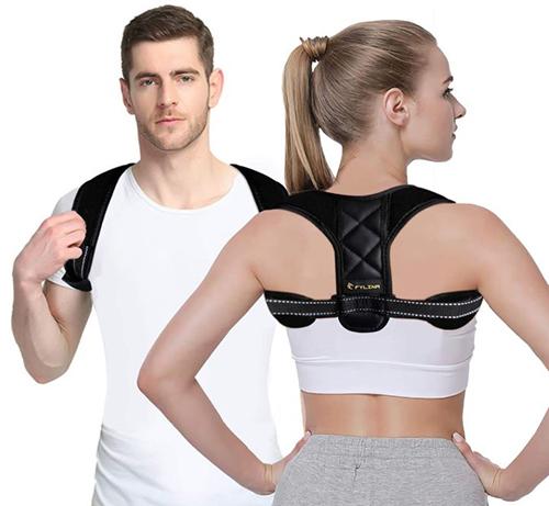 FYLINA Haltungstrainer für Rücken- und Schulterbereich nur 7,99 Euro inkl. Versand