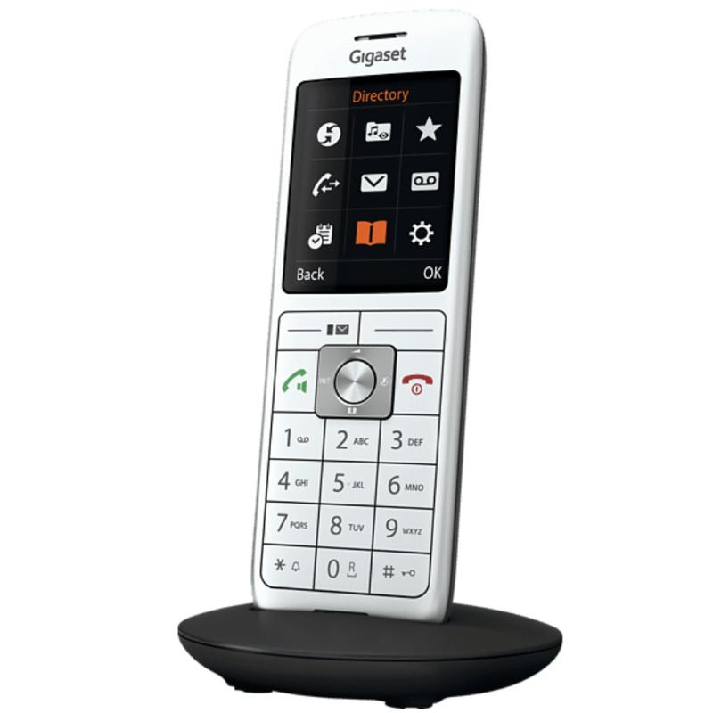 Lager aufgefüllt! GIGASET CL660HX Mobilteil, Silber nur 32,23 Euro inkl. Versand bei Media Markt