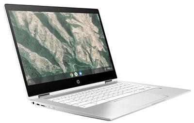 HP Chromebook x360 Chromebook (14 Zoll, Touchscreen, Pentium N5000 , 4GB RAM, 64GB eMMC, Intel UHD 605) für nur 340,21 Euro inkl. Versand