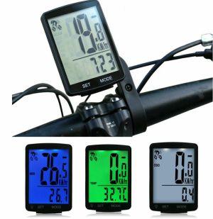 2,8 Zoll kabelloser LCD Bildschirm/ Fahrradcomputer für nur 12,89 Euro inkl. Versand