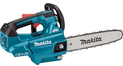 Makita DUC306Z Akku-Kettensäge (2x 18 V) ohne Akku für nur 235,90 Euro inkl. Versand