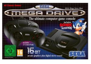 Atlus Sega Mega Drive Mini für nur 56,63 Euro inkl. Versand