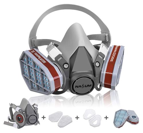 NASUM Gesichtsmaske mit 2 Filtern für nur 16,24 Euro bei Amazon
