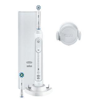 ORAL-B Genius 10100S elektrische Zahnbürste (weiß) für nur 96,- Euro inkl. Versand