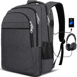 PUREBOX Laptop bis 17,3 Zoll mit USB-Ladeanschluss und Kopfhörerschnittstelle für 11,43 Euro