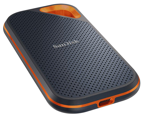 SANDISK Extreme Pro Portable (1 TB, 2.5 Zoll, Grau/Orange) für nur 173,99 Euro inkl. Versand