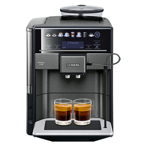 SIEMENS TE657509DE S700 Kaffeevollautomat für nur 778,87 Euro (statt 922,- Euro)