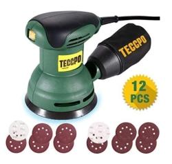 TECCPO TARS23P Exzenterschleifer 125mm mit 280W für nur 25,99 Euro statt 35,99 Euro