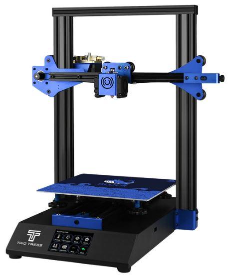 Pricedrop! TwoTrees BLUER 3D Drucker DIY Kit für nur 106,24 Euro inkl. Versand aus dem DE-Lager