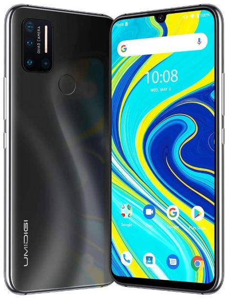 UMIDIGI A7 Pro Smartphone Global Version (4GB + 128GB, 6.3 Zoll, AI Quad Kamera, 4150mAh) für nur 149,99 Euro inkl. Versand