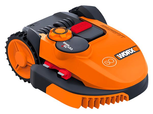 WORX Landroid WR101SI.1 Mähroboter (bis zu 450 m²) ab nur 384,06 Euro (statt 525,- Euro)