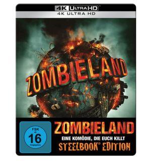 Zombieland 4K Ultra HD Blu-ray für nur 22,48 Euro inkl. Versand