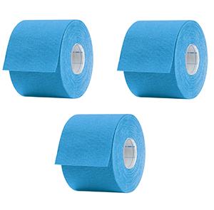 3x 5m Aktimed Classic Physio-Tape (hellblau) für nur 10,49 Euro (statt 22,- Euro)