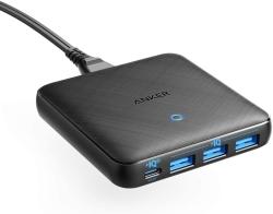 Anker PowerPort Atom III Slim USB-C Ladegerät mit 65W und 4-Ports für 29,99 Euro