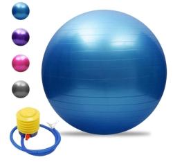 Tomsho Gymnastikball in 45, 55, 65 oder 75cm Durchmesser mit 45% Rabattgutschein