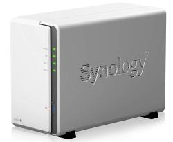 Schnell! Synology DS220j 20 TB (2 x 10TB) für nur 530,41 Euro statt 656,50 Euro