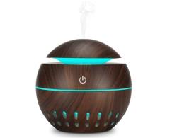 Ajcoflt USB-Luftbefeuchter mit RGB LED-Beleuchtung für 9,49 Euro