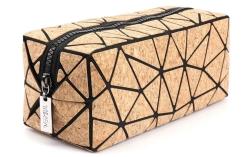Tikea Kosmetik- oder Make up Tasche aus Kork für 9,79 Euro