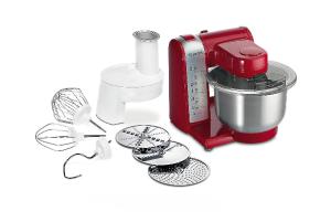 Bosch MUM48R1 Küchenmaschine (rot) für nur 89,- Euro inkl. Versand