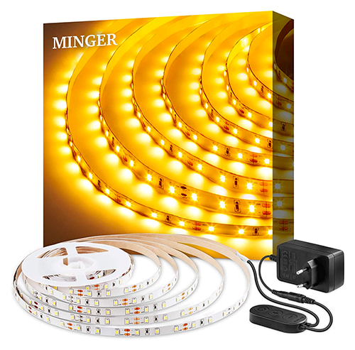 Govee 5m LED Strip (300 LEDs, warmweiß) für nur 7,79 Euro inkl. Versand