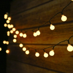 Tomshine Solar Lichterkette für den Außenbereich mit 50 Leds nur 7,99 Euro statt 13,99 Euro