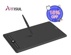 Artisul M0610 Pro Grafiktablet