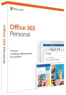 Microsoft Office 365 Personal für nur 38,02 Euro