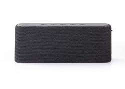 Nedis SPBT2002BK Bluetooth-Lautsprecher 2x 30W für 22,81 Euro