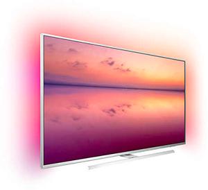 Philips 50PUS6804 50 Zoll Ultra HD 4K LED TV mit Ambilight für nur 359,- Euro (statt 499,- Euro)