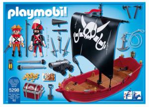 Playmobil Pirates Totenkopfsegler 5298 für ab 23,94€ inkl. Versand