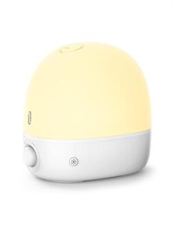 TaoTronics Aromadiffuser/Luftbefeuchter mit 2,5L Tank und Nachtlicht für 20,99 Euro