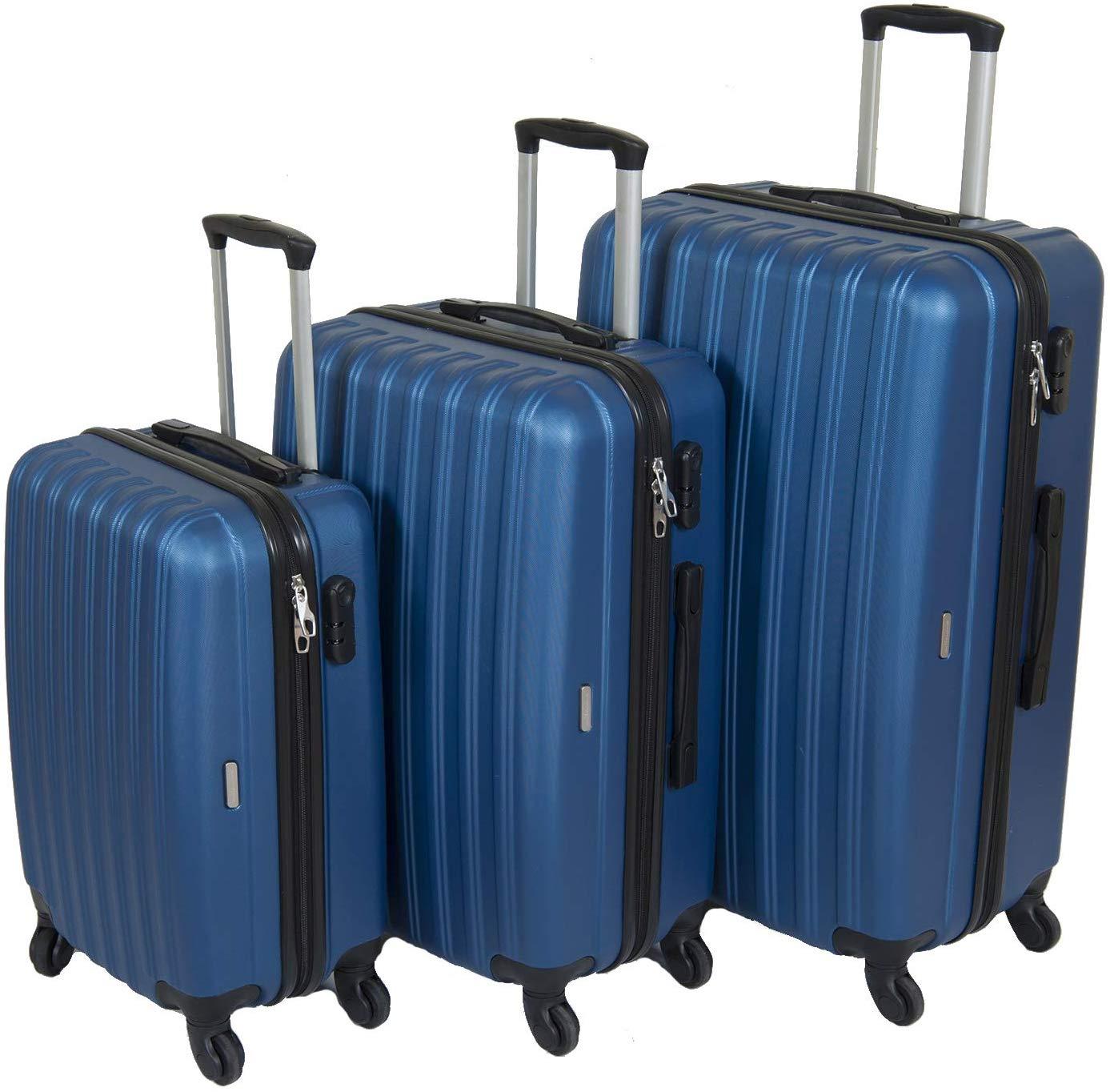 3er Kofferset Reisekoffer Hartschalenkoffer für nur 54,90 Euro inkl. Versand