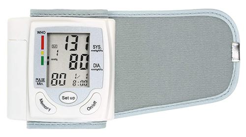 Moobody LCD-Anzeige Blutdruckmessgerät für nur 11,99 Euro
